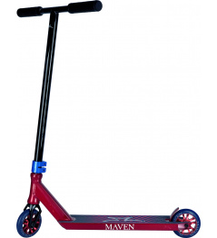 AO Maven 2020 Freestyle Scooter (Red Gloss)