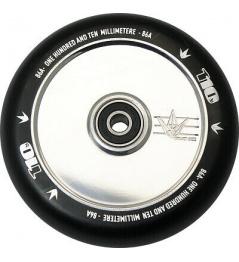 Tępe koło z pustym rdzeniem, polerowane 110 mm