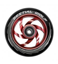 Kółko Bestial Wolf Twister 110mm czerwone