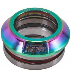 Zestaw słuchawkowy North Star zintegrowany V2 Oilslick