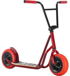 Rocker Rolla Big Wheel czerwony
