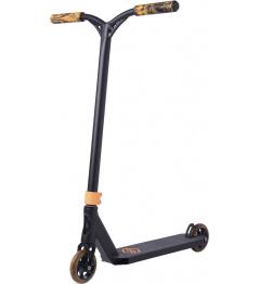 Hulajnoga Freestyle Striker Lux czarno-pomarańczowa