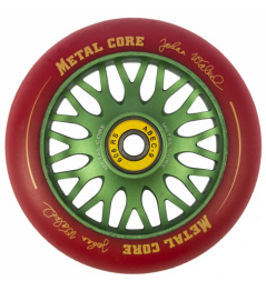 Metal Core PRO model Johan Walzel 110 mm zielone koło