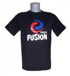 Koszulka Fusion czarna