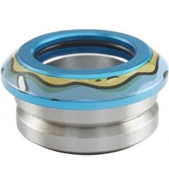 Zestaw słuchawkowy Chubby Donut niebieski