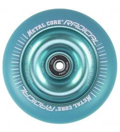 Kółko Metal Core Radical 100mm niebieski / niebieski