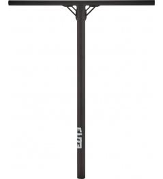 Czarna kierownica Elite Profile Oversized HIC 650 mm