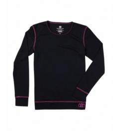 Koszulka termiczna 686 Therma czarna 2012/2013 damska vell.L