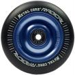 Koło Metal Core Radical 100 mm czarno-niebieskie
