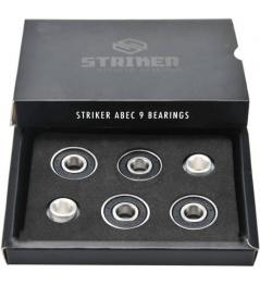 4-pakowe łożyska Striker Stealth ABEC 9