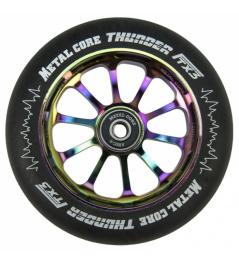 Metalowe kółko Rainbow 120 mm z rdzeniem metalowym