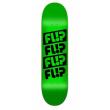 Deskorolka Flip Quattro Odyssey zielony 8.25 2019 vell.8.25