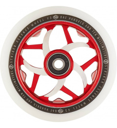 Kółko Striker Essence V3 White 110mm White / Red