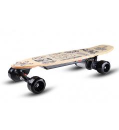 Deskorolka elektryczna Skatey 150L sztuka drewna