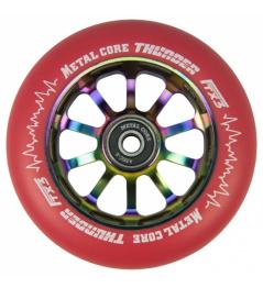 Metal Core Thunder Rainbow 110 mm rycynowy czerwony