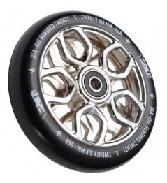 Blunt 120 mm srebrne koło Lambo