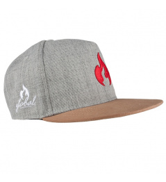 Chilli Global Snapback Grey